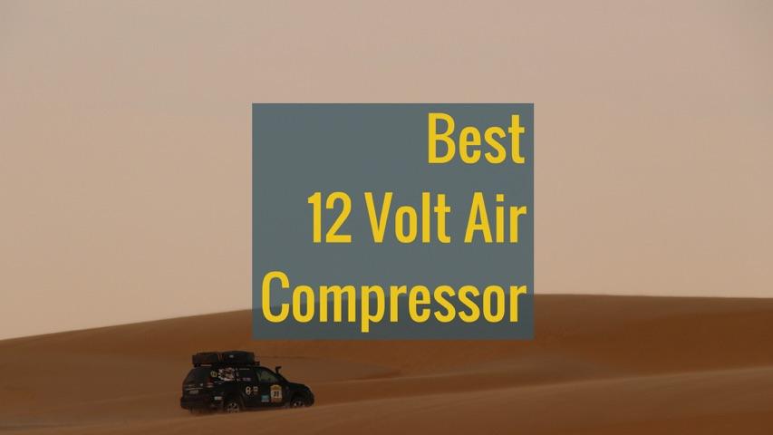 best 12v off-road air compressor