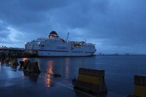 Ferry to Melilla from Almeria - Overlanding