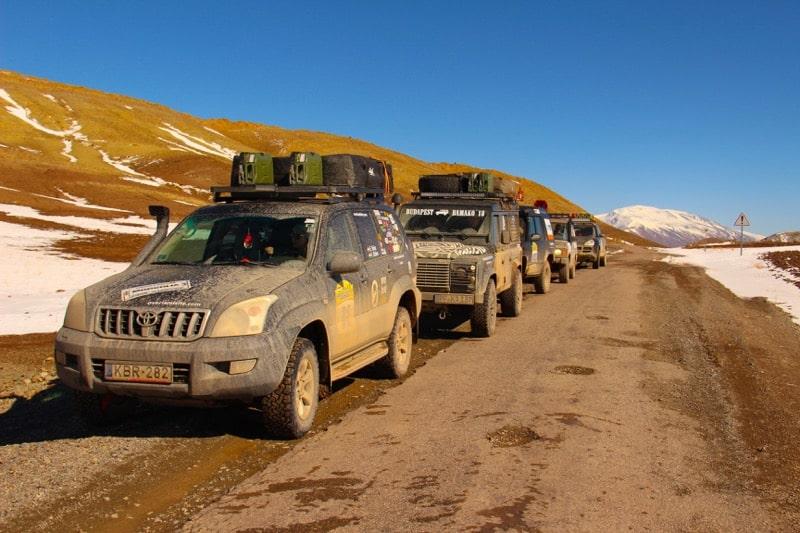 Midelt to Ouarzazate rally - Overlanding vs Offroading