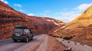 Overlanding in Morocco - The Anti-Atlas
