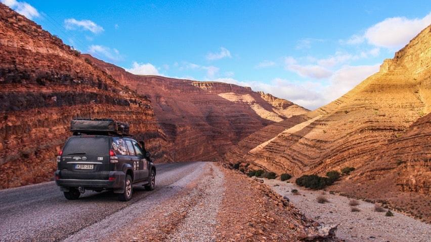 Overlanding in Morocco - The Anti-Atlas
