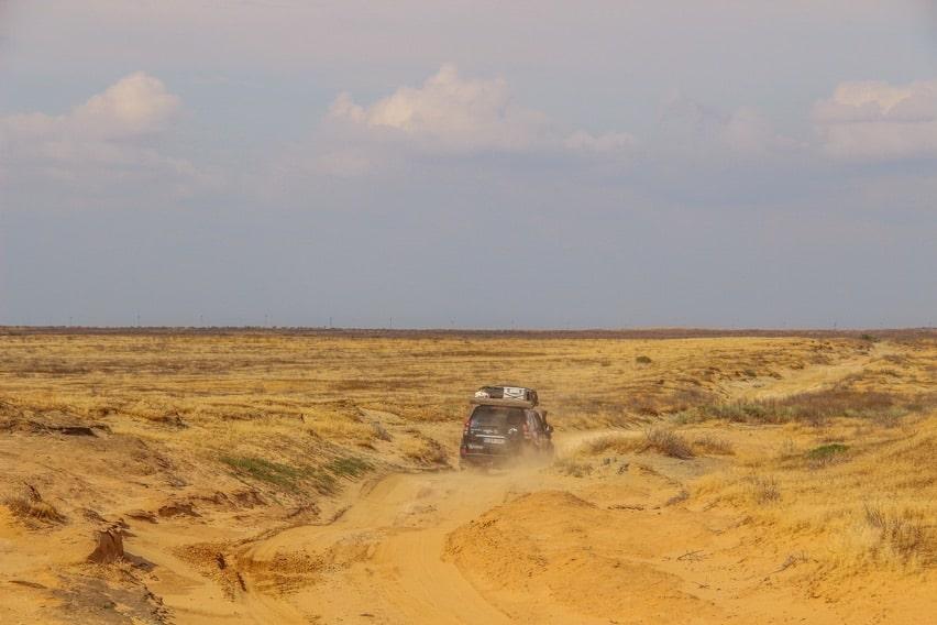 Kazakhstn overlanding