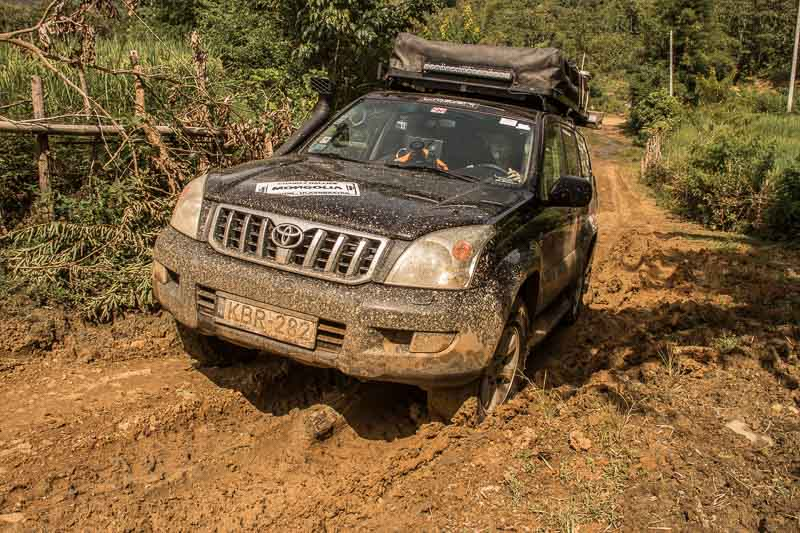 overlanding south east asia