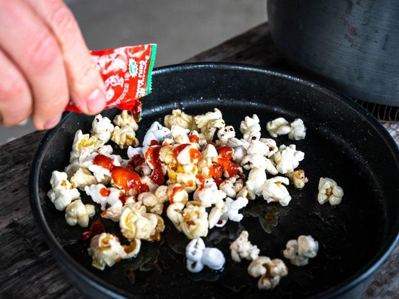 overlanding snack