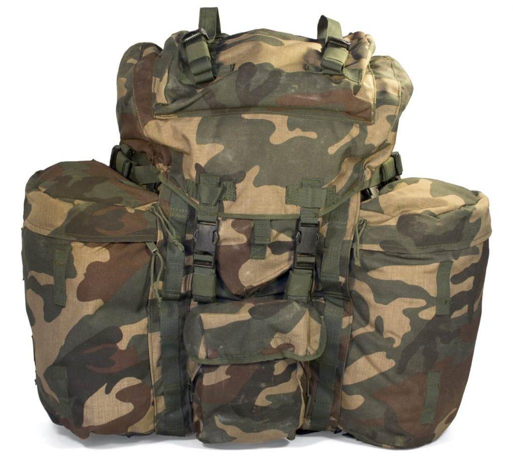 overland essentials bag
