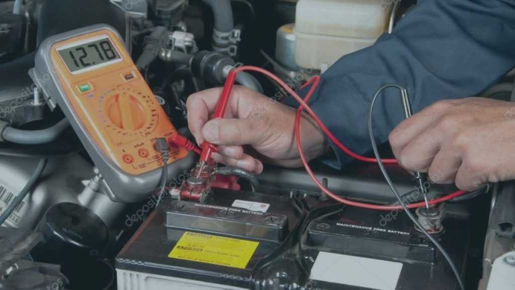 best battery for winching