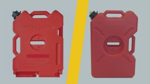 Rotopax vs Fuelpax jerry can comparison