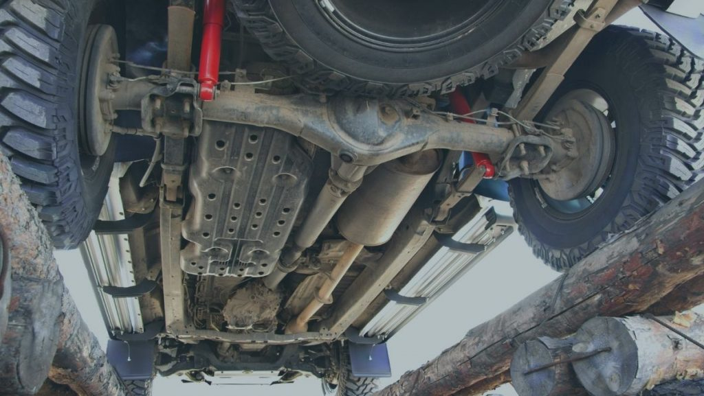 What is a transfer case?
