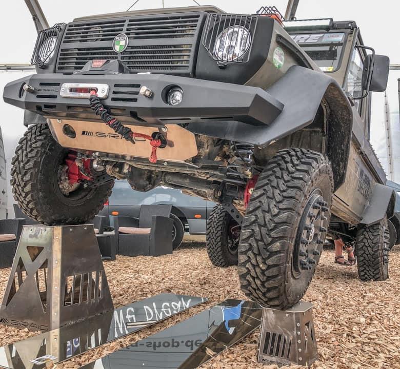 wishbone suspension vs solid front axle