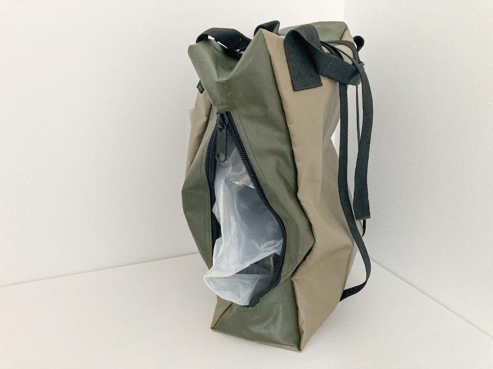 Ezpack with insert