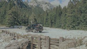 Overlanding in Slovenia