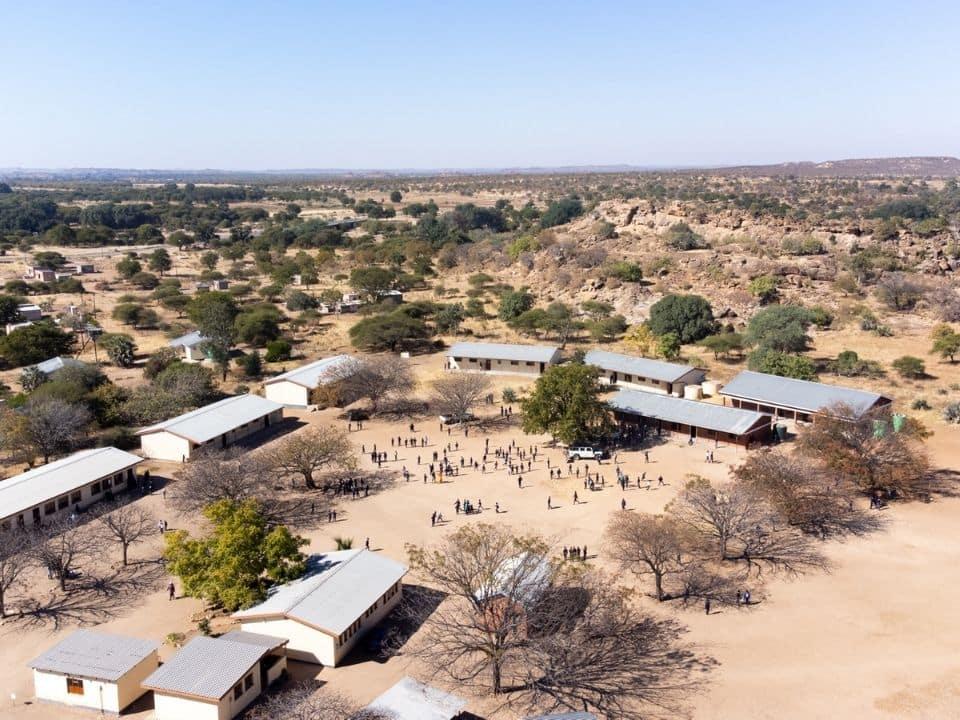 Lentswele Moriti Primary - Botswana